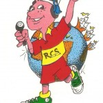 Logo RCS bola mundo